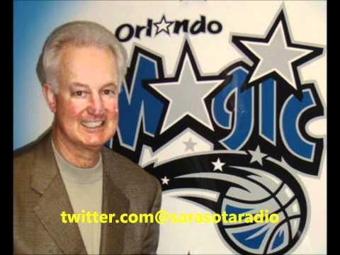 Pat Williams Orlando Magic Sr. VP Interview.wmv
