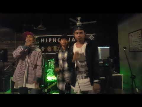 Will rapz - itm x kraf - Hip hop batam - live hiphop jam 2017 vol 1