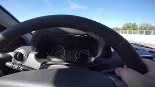 Максималка нового Nissan TERRANO 2015 м.г. на ЧТК
