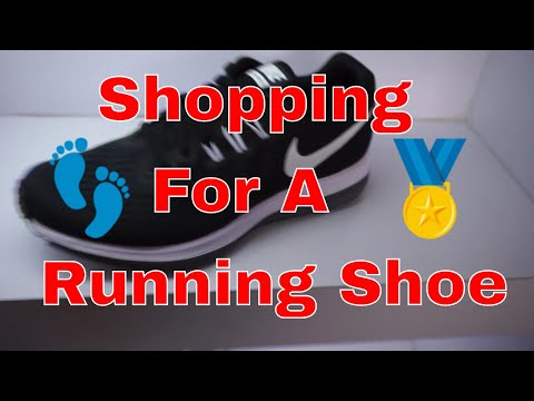 Shopping for Running Shoes - Living in the Philippines