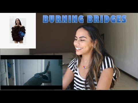 Bea Miller - Burning Bridges (Music Video) - (Reaction)