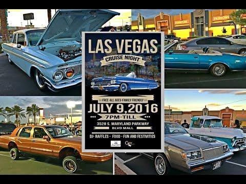 The Boulevard Cruise Night