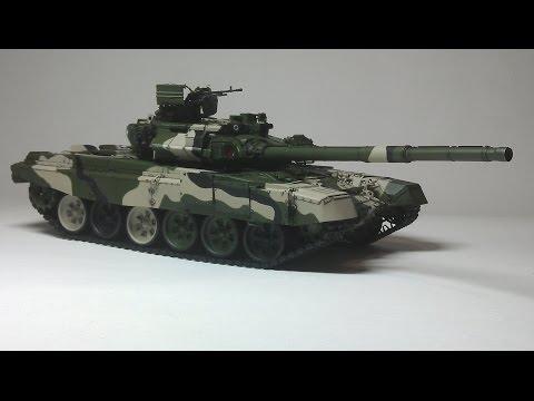 T-90А (Meng Model,1/35) Сборка,покраска модели
