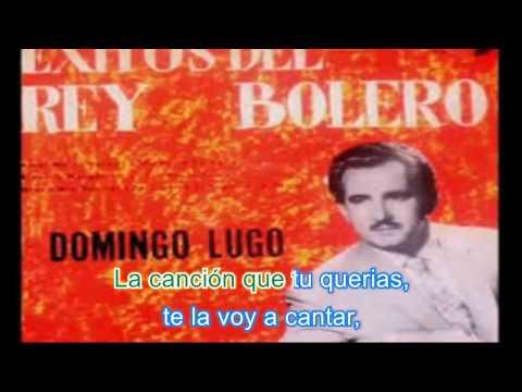 Arrancame la vida-Domingo lugo-Karaoke