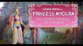 Sindbad Fighting Princess Highlights