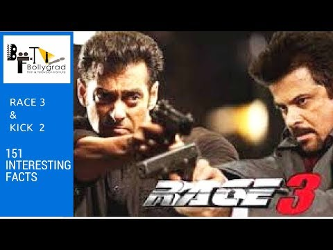 151 Interesting facts | Race 3 (2018) |...