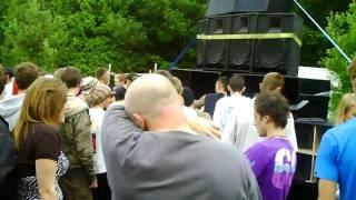illicit party, near whittlebury. northants