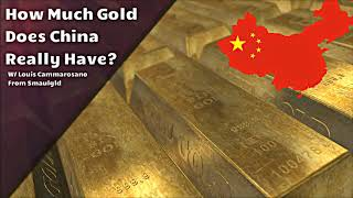 How Much Gold Does China Really Have? With Louis Cammarosano