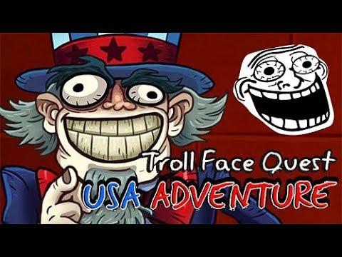 TROLL FACE QUEST USA ADVENTURE!