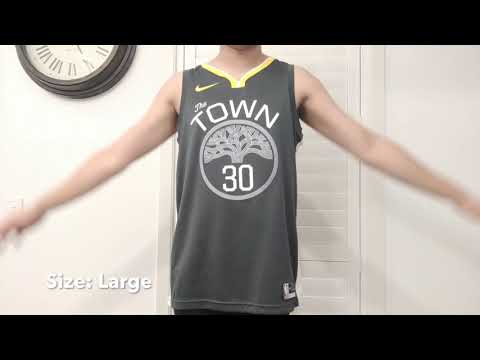 Nike NBA Swingman Jersey - Sizing