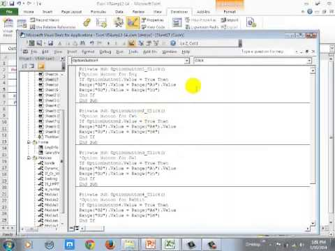 excel 302 vba tutorial formulare 4 frames und o doovi. Black Bedroom Furniture Sets. Home Design Ideas