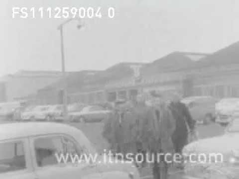 Standard Triumph Factory 11 December 1959