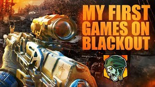 COD:Blackout is SO GOOD!! - COD:Blackout Beta Gameplay