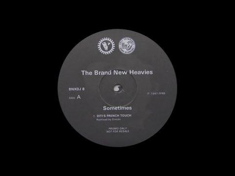 The Brand New Heavies - Sometimes (Old Skool Diti's Instrumental)