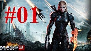 Mass Effect 3 #01 ► Жнецы прилетели
