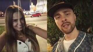 Егор Крид впервые опубликовал пост про Дарью Клюкину