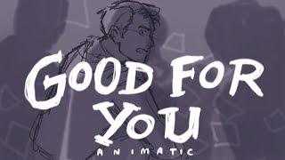 Good For You - ANIMATIC [Dear Evan Hansen]