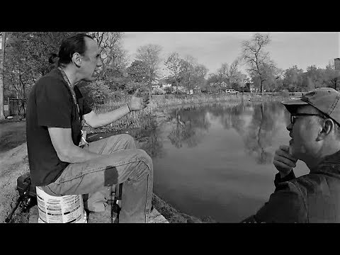 James - Fishing for God