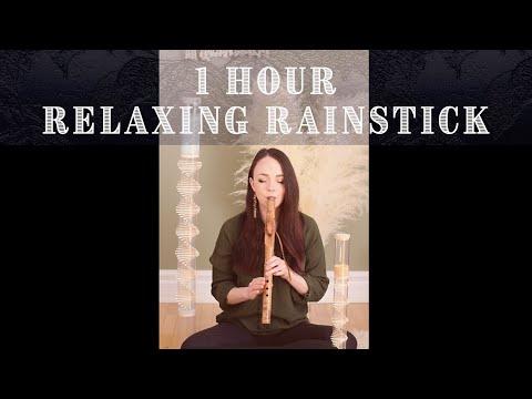 Download 1 hour - Calm & Relaxing Rainsticks with Flute - Lumirä