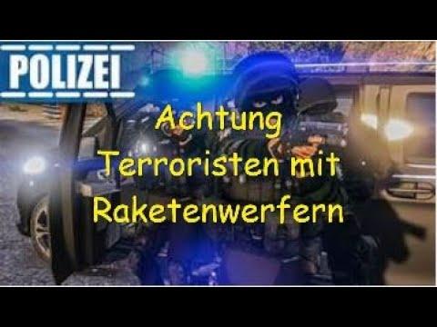 Achtung Terroristen mit Raketenwerfern LSPDFR Als SEK Sondereinheit Unterwegs