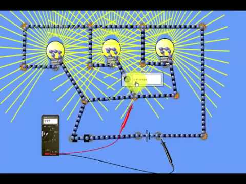 How To Wire Lights in Parallel in English Wiring Lights In Parallel on