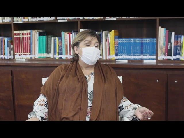 Rita Felchak fala sobre trabalho à frente do Departamento de Cultura