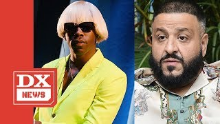 Tyler The Creator Clowns DJ Khaled For Calling IGOR Mysterious After Beating Father Of Asahd Sales