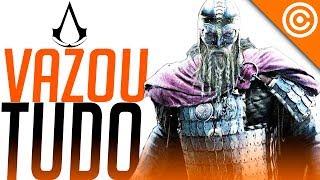 Vazou TUDO do NOVO Assassin's Creed RAGNAROK