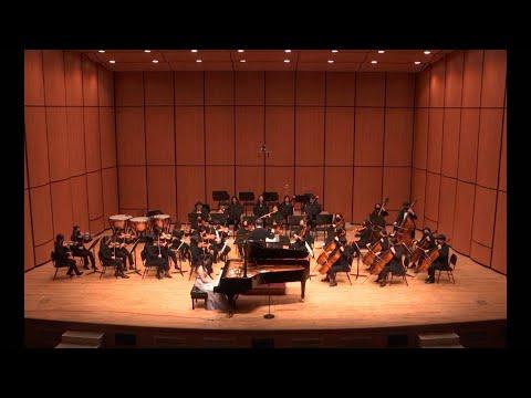 정주은 W A  Mozart,  Piano Concerto No 23 in A major, K 488