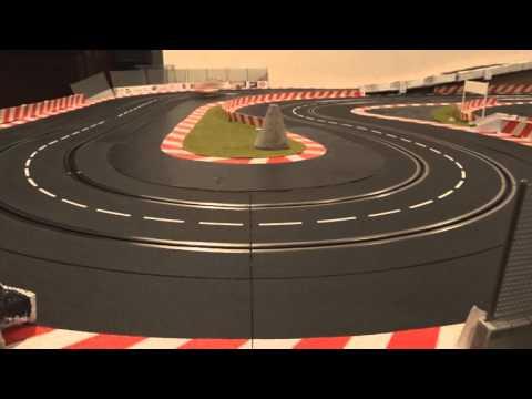 Drift piste course
