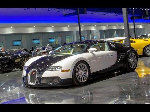 Bugatti Veyron, Laferrari, Pagani Huayra Supercar Paradise at Most Expensive Supercar Showroom