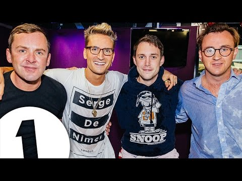 Ollie Proudlock and Francis Boulle play Innuendo Bingo (Made in Chelsea special!)
