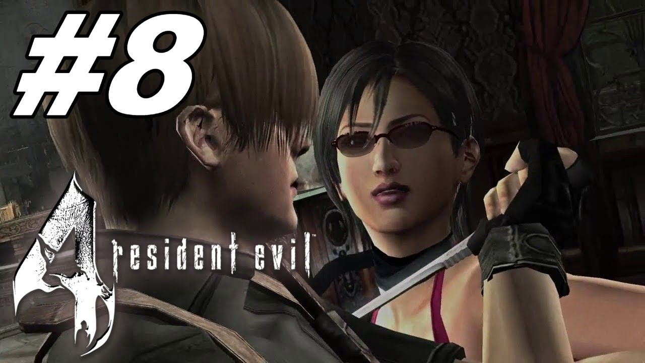 იდუმალი Ada Wong  ვითამაშოთ Resident Evil 4 ნაწილი 8  ქართულად