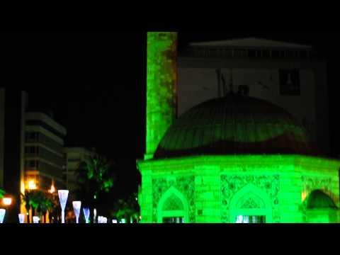 Konak Square in the Night