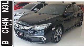 In Depth Tour Honda Civic Turbo Sedan [FC] Facelift - Indonesia