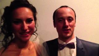 30 августа 2014 Видео отзыв о Ведущем Плахтий Владимире Классная Свадьба