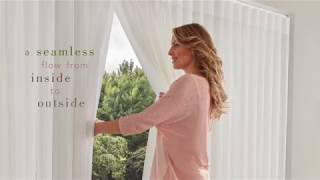 beautiful Allusion™ blinds for windows, bi-folding & patio doors