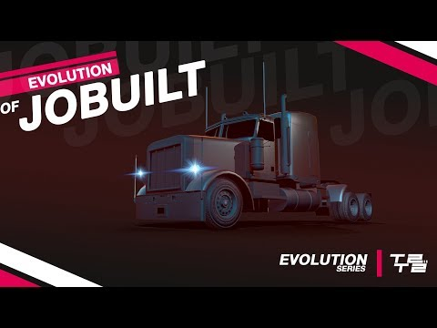 Grand Theft Auto  I Evolution of Jobuilt - Trucks ( 1984-2017) thumbnail