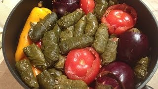 Dolma Recipe By J & J's Kitchen (episode 1)