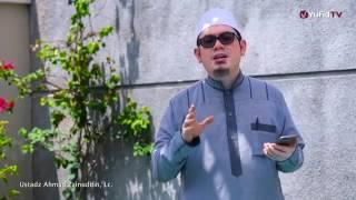 Ust. Ahmad Zainuddin, Lc - Ceramah Singkat