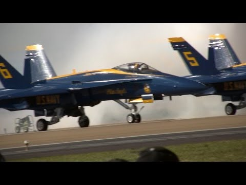 The Blue Angels 2009