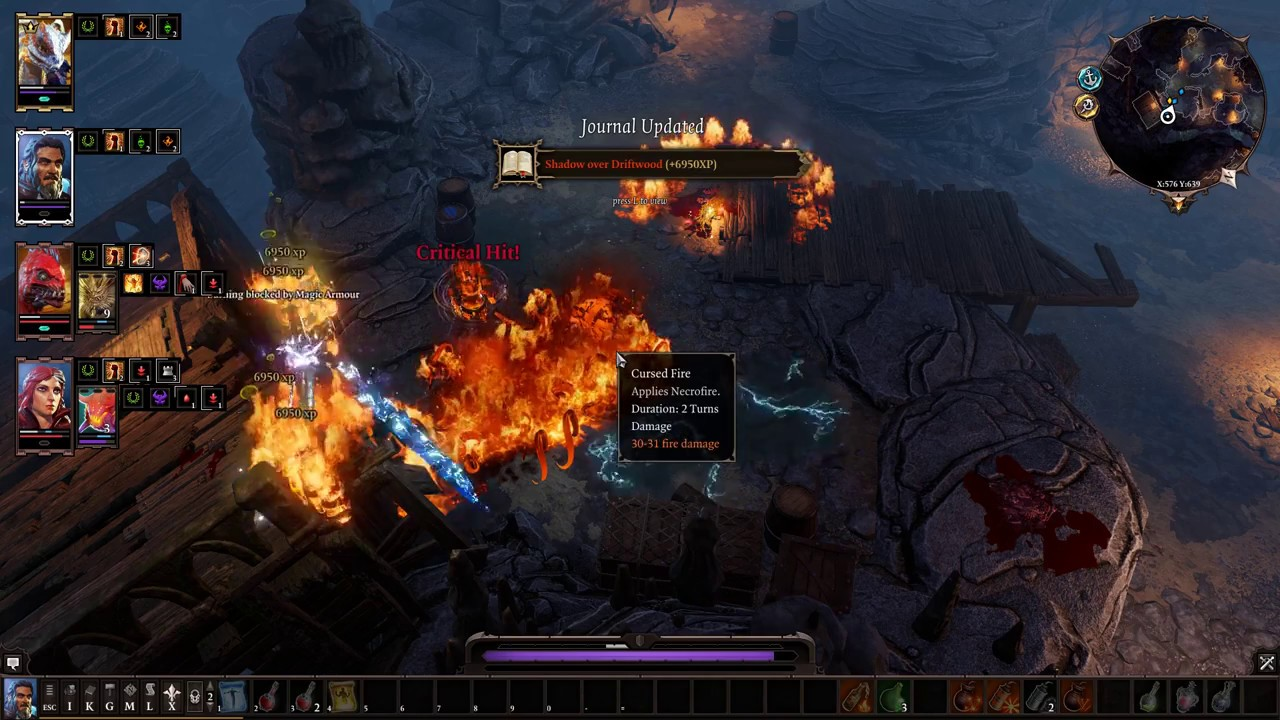 Playthrough (55) Divinity OS2 : Fight with Mordus and Source Ritual