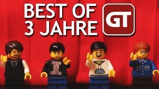 Thumbnail für Best Of: 3 Jahre GameTube - Die besten Szenen aus über 4.000 Videos