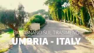 La Villa - Passignano Sul Trasimeno - Umbria Italy