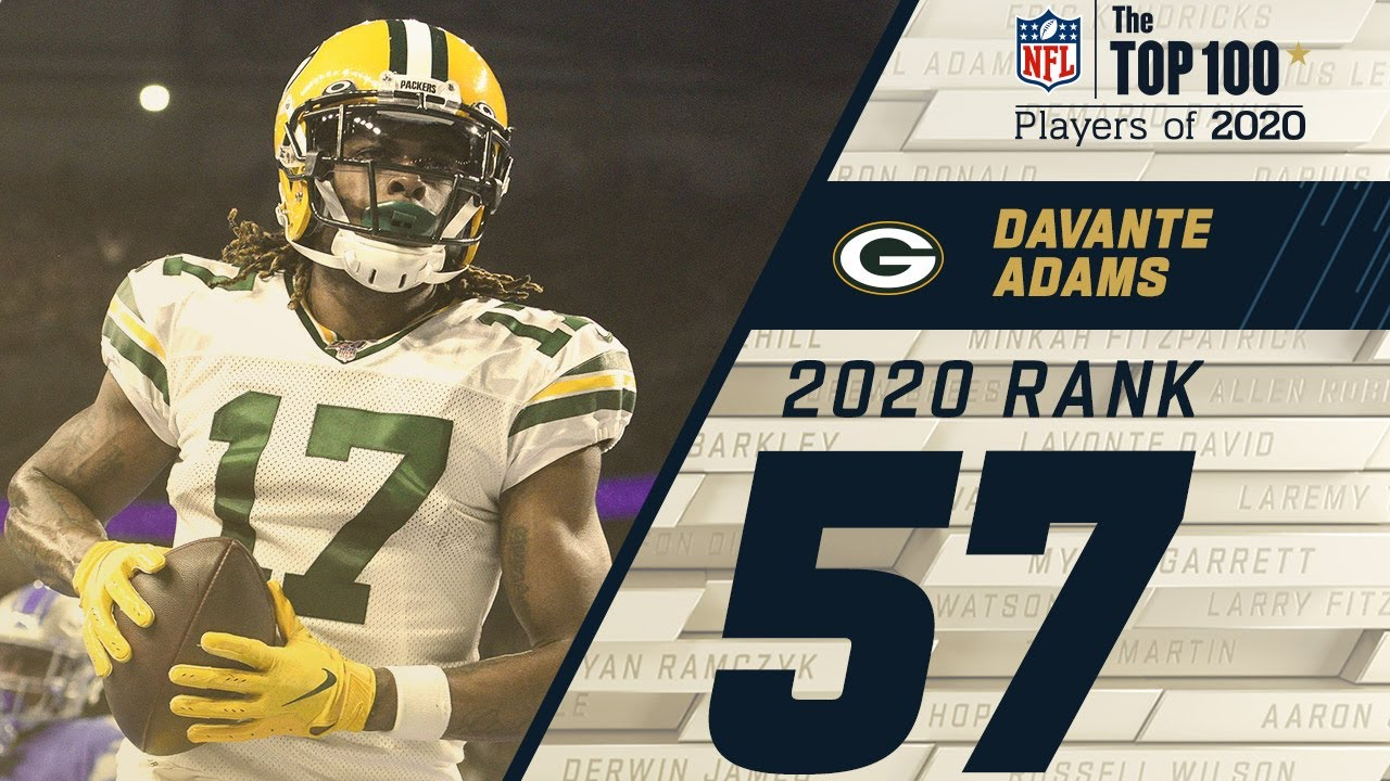 Here's The Latest On Packers Wide Receiver Davante Adams