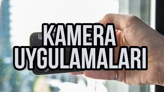 En İyi Ücretsiz Kamera  Uygulamaları