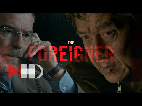 The Foreigner - Jackie Chan and Pierce Brosnan | Trailer