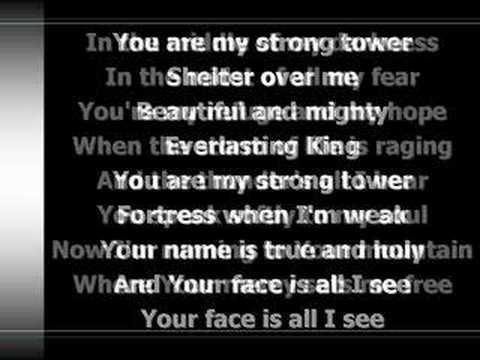 Strong Tower (worship video w/ lyrics)