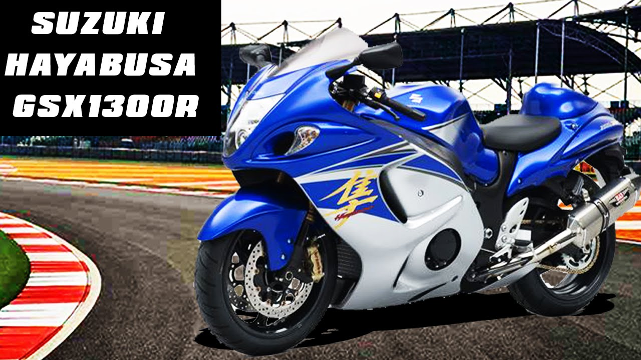 Suzuki Hayabusa GSX1300R 2015 | Review - YouTube