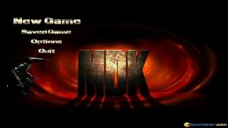 MDK gameplay (PC Game, 1997)